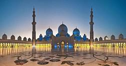 Sheikh Zayed- Thánh Đường Hồi Giáo Đẹp Nhất Trung Đông