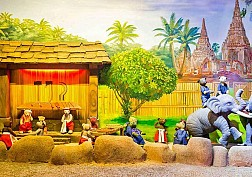 Teddy Bear Museum ở Pattaya