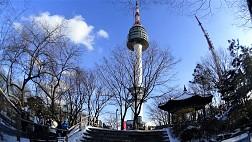 Tháp Namsan- Tháp Tình Yêu