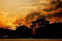 Tĩnh Giang Vương Thành Điểm đến hút khách của Quế Lâm Trung Quốc