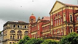 Tòa án tối cao cổ kính trong lòng thành phố Yangon