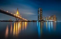 Tổng hợp hình ảnh đẹp Sông Chao Phraya