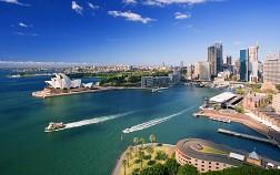 Vẻ Đẹp Nước Úc Từ Sydney - Blue Moutain - Canberraa