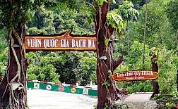 Tour Vườn Quốc Gia Bạch Mã Từ  Huế