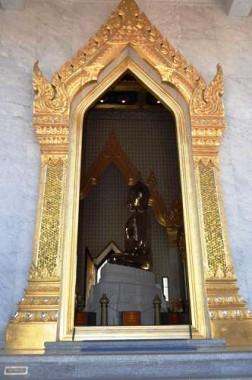 Tượng Phật Vàng nguyên khối lớn nhất thế giới