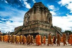 Wat Chedi Luang, tháp hài cốt lớn nhất Chiang Mai