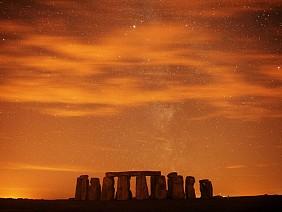 Bãi đá cổ Stonehenge, Anh