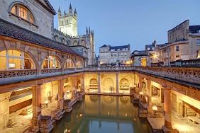 Bảo tàng Roman Baths