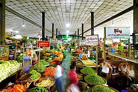 Chợ Bogyoke Aung San [Scott Market]