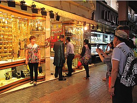Chợ Vàng (Gold Souk)