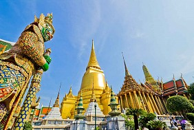 Chùa Phật Vàng [Wat Traimit]