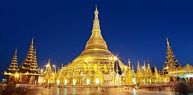 Chùa Shwe Mor Daw