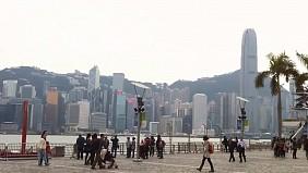 Con đường đi bộ Tsim Sha Tsui