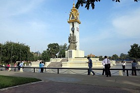 Đài tưởng niệm Việt Nam – Cambodia