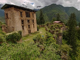 Di tích Drukgyel Dzong