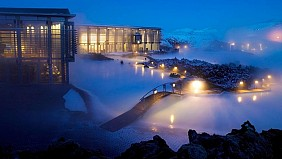 Hồ nước nóng Blue, Iceland