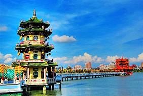 Hồ Sen với Xuân Thu Các (Lotus Lake and Autumn Pavilions)