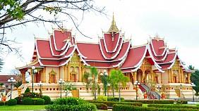 Học Viện Phật giáo, Chùa Phật Nằm