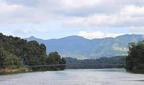 khu du lịch hồ Pa Khoang