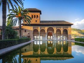 Lâu đài Alhambra, Tây Ban Nha