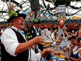 Lễ hội bia Oktoberfest tại Munich, Đức