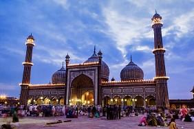 Nhà Thờ Hồi Giáo Jama Masjid