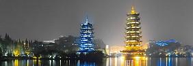 Nhật Nguyệt Song Tháp