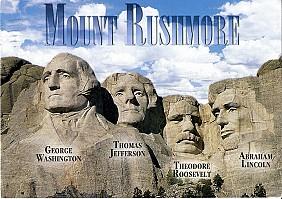 Núi Tổng Thống Mount Rushmore