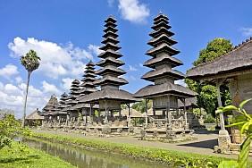 Quần thể đền hoàng gia Taman Ayun