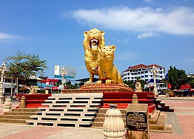 Sư Tử Biển Sihanoukville