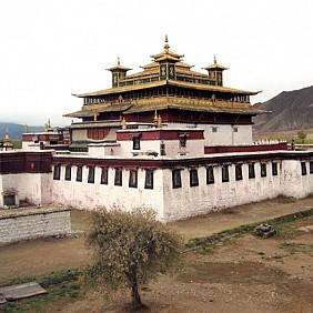 Tu viện Samyetu