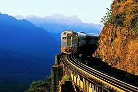 Tuyến tàu hỏa Serra Verde