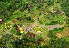 Vườn hoa Trung Tâm