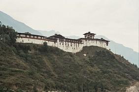 Wangdiphodran Dzong