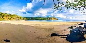 Bãi Đầm Trầu ở Côn Đảo