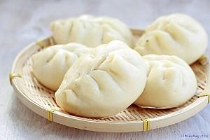Bánh bao Momo được yêu thích ở Bhutan