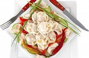 Bánh hạnh phúc Pelmeni được yêu thích nhất tại Nga