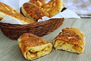 Bánh thập cẩm Pirozhki, ăn rồi nhớ mãi