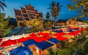 Cảm nhận Luang Prabang của Lào giữa những cái nắng của tháng 5