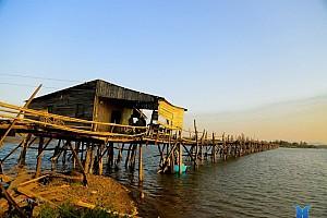 Cầu Ông Cọp - Vẻ Đẹp Nên Thơ Cây Cầu Gỗ Dài Nhất Việt Nam