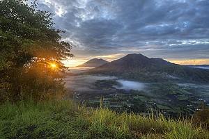 Chinh phục Mt Batur đầy thử thách