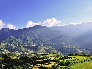Chinh Phục Núi Hàm Rồng- Địa Danh Hấp Dẫn Bậc Nhất Sapa