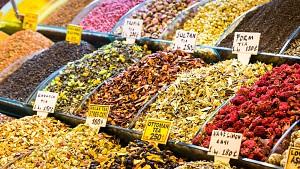 Chợ Gia Vị Spice Souk, Sắc Màu Gia Vị Dubai