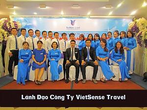 Video Giới Thiệu Công Ty Du Lịch Vietsense