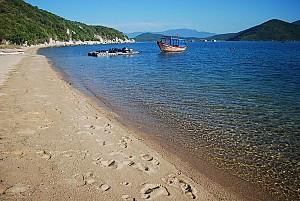 Đảo Hòn Lớn - Thiên Nhiên Hoang Sơ Chưa Có Dấu Tay Người