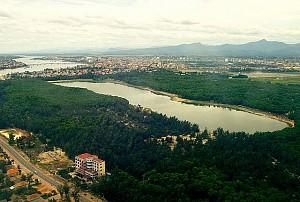 Dạo Quanh Hồ Nước Ngọt Bàu Tró Quảng Bình