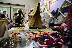 Đẹp mắt với những hàng thủ công truyền thống của Chiang Mai - Thái Lan