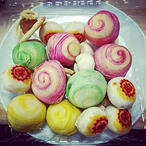 Độc đáo đặc sản bánh Khoái Phú Quốc