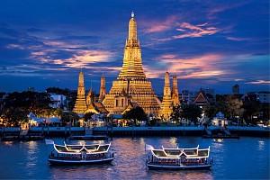 Du khách không thể bỏ qua những địa điểm này khi đến với Bangkok của Thái Lan