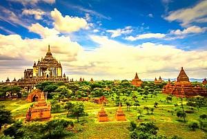 Những món quà mà bạn nên mua khi đến Myanmar